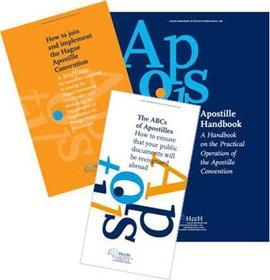 Hague Apostille Brochures